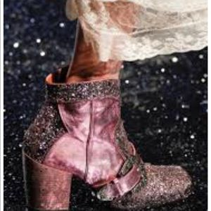 20df8ac65e6 Coach Western Buckle Bootie in Pink
